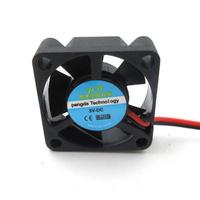5/12/24V Power Supply Cooling Fan Radiator For Laser Module Heat Sink