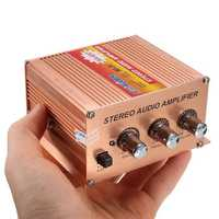 Suoer™ SA-1217 Mini Hi-Fi 500W 2.1CH Channel Stereo Audio Amplifier for Car Auto Motorcycle