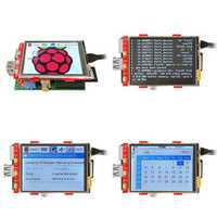 3.2Inch 320x240 Resolution TFT LCD Touch Screen for Raspberry Pi 3 Model B/2 Model B/B+