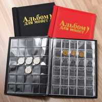 250 Coins Holder Collection Storage Collecting Money Penny Pockets Coin Album Book Gifts