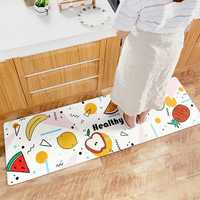 Honana MC-616 Cartoon Carpet Floor And Waterproof Slip Mat For Home Kitcken Sofa Bedroom