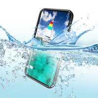 Bakeey IP68 Waterproof Case For Samsung Galaxy S10 Underwater 3m Snowproof Dirtproof Shockproof With Built-in Screen Protector