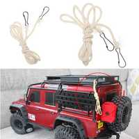 1PC Limb Hemp Rope With Hook for Traxxas TRX-4 Landrover D110 Scale Crawler Rc Car Parts