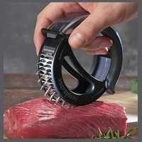 KCASA KC-MT052 Stainless Steel 48 Blades Meat Tenderizer Needle Steak Pork Beef Tender Tools