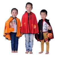 Halloween Costume New Dance Costume Dress Horn devil Shawl Cloak