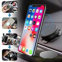 Powerful Magnetic Mini Size 360 Degree Rotation Car Holder Mount for Samsung Xiaomi Mobile Phone