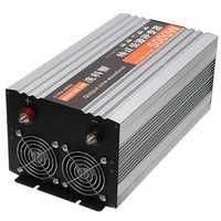5000W 60Hz Pure Sine Wave Inverter Dual LED Display Power Inverter 12V/24/48/ DC To 220V AC Converter