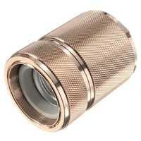 Kingso E27 E26 Edison Retro Light Socket Keyless Vintage Industrial Lamps Pendants Golden Holder