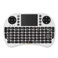Mini 2.4G Russia Layout Wireless Keyboard Touchpad Mouse For Android TV Tablet