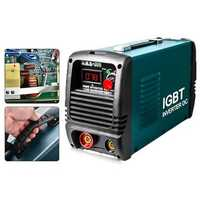 220V 4800W Mini ARC Inverter Welder IGBT Handheld Portable Arc Welding Machine
