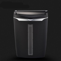 Electric Paper Shredder 21 L Volume Crusher Paper 6 Paper/ Time 60 Paper Put 32.4 x 20.6 x 46 cm