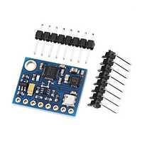 GY-87 MPU6050 HMC5883L BMP180 10DOF Sensor Module 3-axis Gyroscope Accelerometer For Arduino 5V