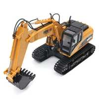 2.4G 15 Channel 15CH RC Excavator Fork Construction & Remote Control Toy Gifts
