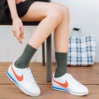 Womens Athletic Breathable Boot Socks Tube Socks
