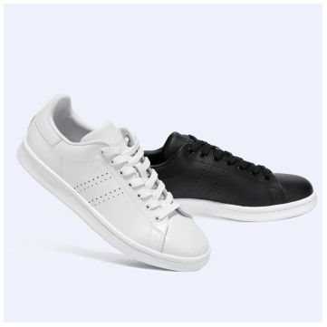 FREETIE Classic Board Shoes Men Leisure Leather Lace up Sport Hiking Shoes Sneakers From Xiaomi Youpin