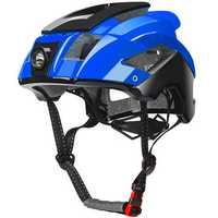 ROCKBROS Cycling Bike Helmet 57-68cm Removable Ultralight Helmet Bike Equipment With USB 6 Modes Light