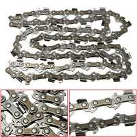 18 Inch 62 Drive Substitution Chain Saw Saw Mill Chain 3/8 Inch Links Pitch 050 Gauge