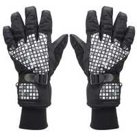 Women Windproof Warm Glove Ski Cycling Riding Motorcycle Full Finger Gloves