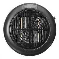 900W Mini Heater Portable Plug-in Electric Wall Heater Stove Winter Warmer Heating Device