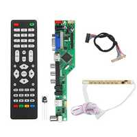 T.RD8503.03 Universal LED TV Controller LCD Driver Board 1ch 6bit 30Pins
