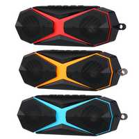 bluetooth 4.2 Wireless Waterproof Heavy Bass Mosquitoes Repel Stereo Speaker Support TF Card