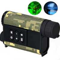 IPRee® 6X32 Night Vision Infrared IR Monocular 500M Digital Telescope Scout Laser Rangefinders