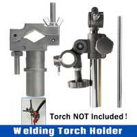 Mini Welding Torch Soldering Holder Welder Support Mig G un Clamp Mountings For MIG MAG CO2