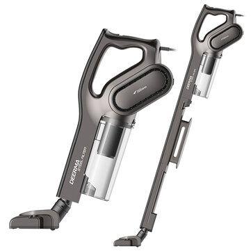 Deerma DX700S Household Upright Vacuum Cleaner 2 in 1 Upright Handheld Cleaner