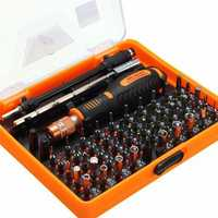 Raitool™ 53 in 1 Multifunctional Precision Screwdriver Repair Tool Set with Bits