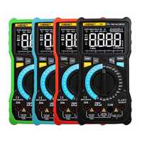 ANENG V8 Dual Mode True RMS Digital Multimeter Auto Range 8000 Counts Display V.F.C Inverter Measurement Analog Bar Graph AC/DC Voltage Ammeter Current