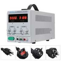 LW-3010KDS Adjustable DC Power Supply 220V/110V 0-30V 0-10A Accuracy 0.01 Dual Display EU/UK/AU/US