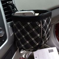 Car Storage Bag Tubbiness Hanging Style Rubbish Bin Car Interior Accessories Stowing Box