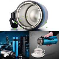 650/900ml Stainless Steel Vacuum Flask Water Bottle Thermo Coffee Travel Mug Cup