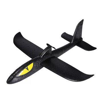 Electric Hand Throw Toy 36cm EPP Foam DIY Plane Toy Model