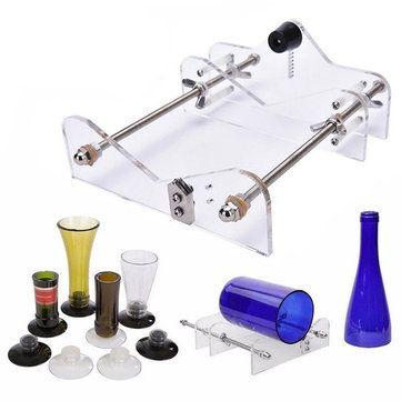 Glass Bottle Cutter Bottle Jar Machine DIY Handmade Cutting Craft Tool