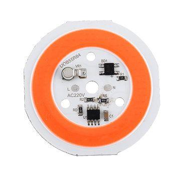 AC220 240V High Power 15W Full Spectrum COB LED Grow Light Chip for Floodlight
