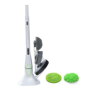 DIGOO DG QXJ100 Multi functional Electric Waterproof Cleaning Brush Remove Strong Stains Clean Dust Cleaning Brush
