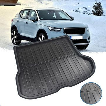 Car Rear Trunk Cargo Mat Tailored Boot Liner Tray For Volvo XC40 2017 2018 2019