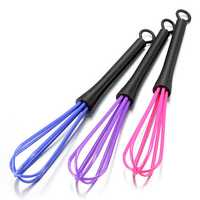 Salon Hair Color Dye Whisk Mixer Stirrer Tool