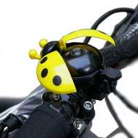 Fashion BikE-mountain Bicycle Handlebar Mini Ladybug Ring Bell