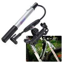 Bike Cycling High Pressure Bicycle Pump with Pressure Gauge