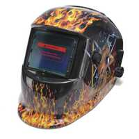 Auto Darkening Solar Powered Welders Welding Helmet Mask