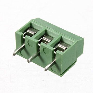 3 Pin 5.08mm Pitch Screw Terminal Block Connector