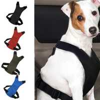Adjustable Multifunctional Safety Pet Seat Belt