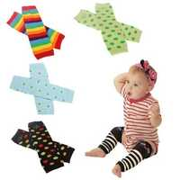 Baby Toddler Long Cotton Legging Tights Cartoon Sock