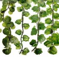 12 PCS 7.5ft Artificial Ivy Leaf Garland Plants