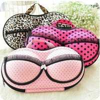 Creative Bra Underwear Trave Portable Organizer Storage Box Bags