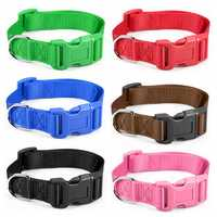 Big Size Pet Dog Cat Adjustable Belt Nylon Harness Pet Lead Collar