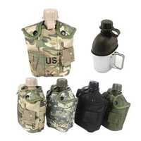 Outdoor Tactical Sports Camping Polymers Portable Kettle