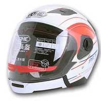 Motorcycle Open Face Modular Helmet For Yohe
